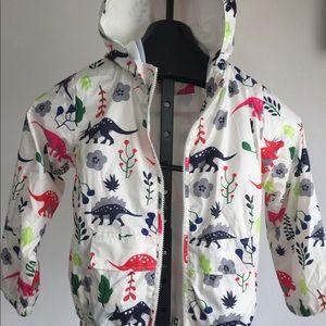 Jacket Girls Lightweight Jackets Hooded Outerwear